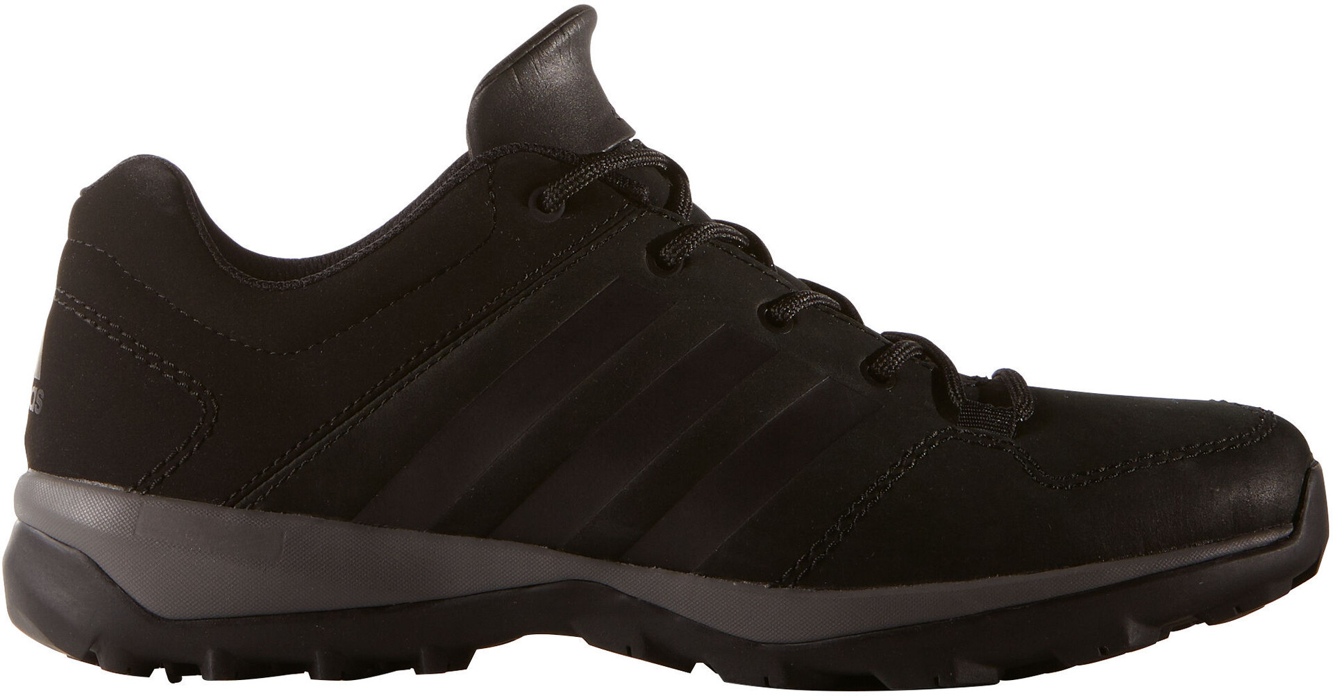 adidas Daroga Plus Lea Schoenen Heren, core blackgranitecore black